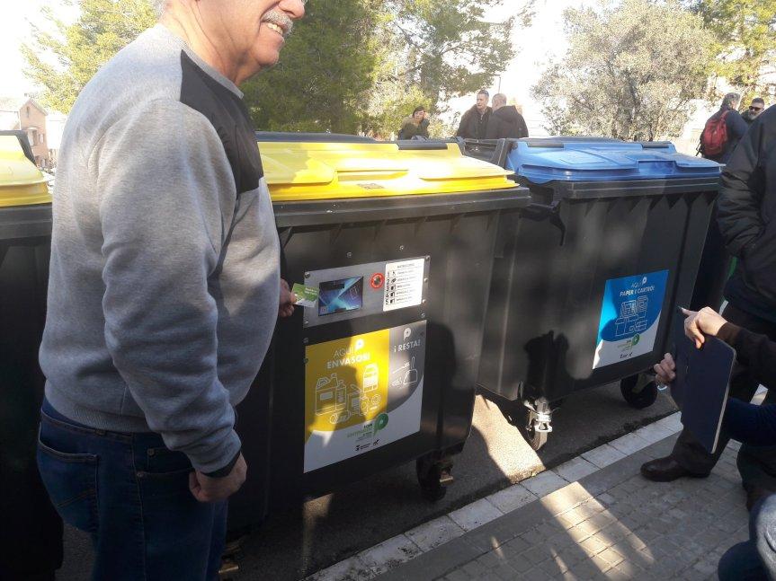 Els contenidors intel·ligents no llegeixenMontesquieu