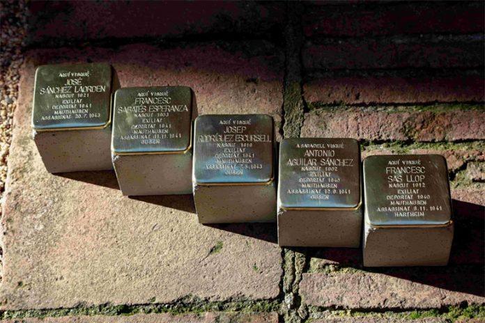 Dignificació de la memòria dels badalonins víctimes de l'Holocaust